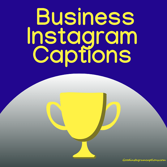 business-instagram-captions